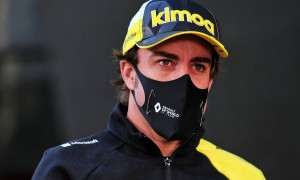 Alonso singles out his top pick among F1's young guns