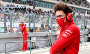 Binotto refutes allegations that Ferrari cars aren't identical