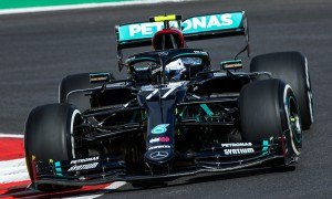 Bottas leads Mercedes 1-2 in opening practice at Portimão