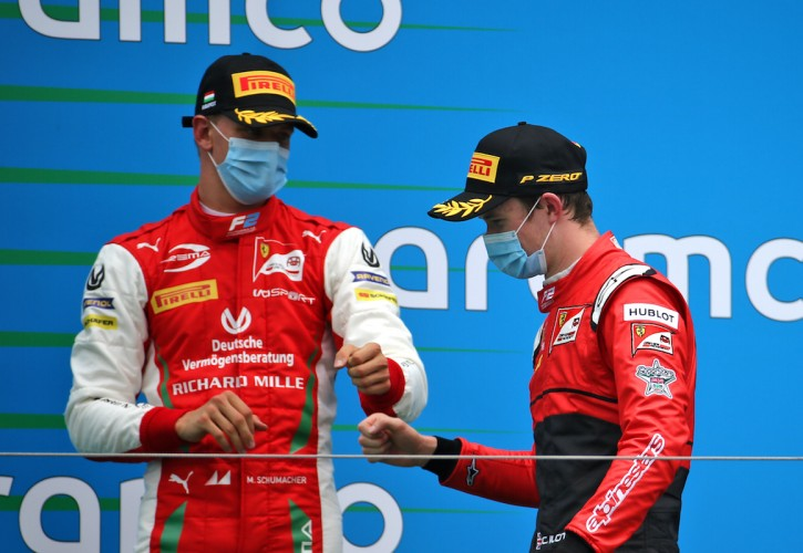 Fog ends Mick Schumacher's F1 practice hopes in Germany