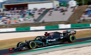 Bottas and Hamilton praise 'great but tricky' Portimão track