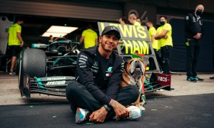 Rivals praise Hamilton for 'incredible' 92-win record