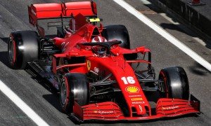 Ferrari to focus token spending on rear end of 2021 car