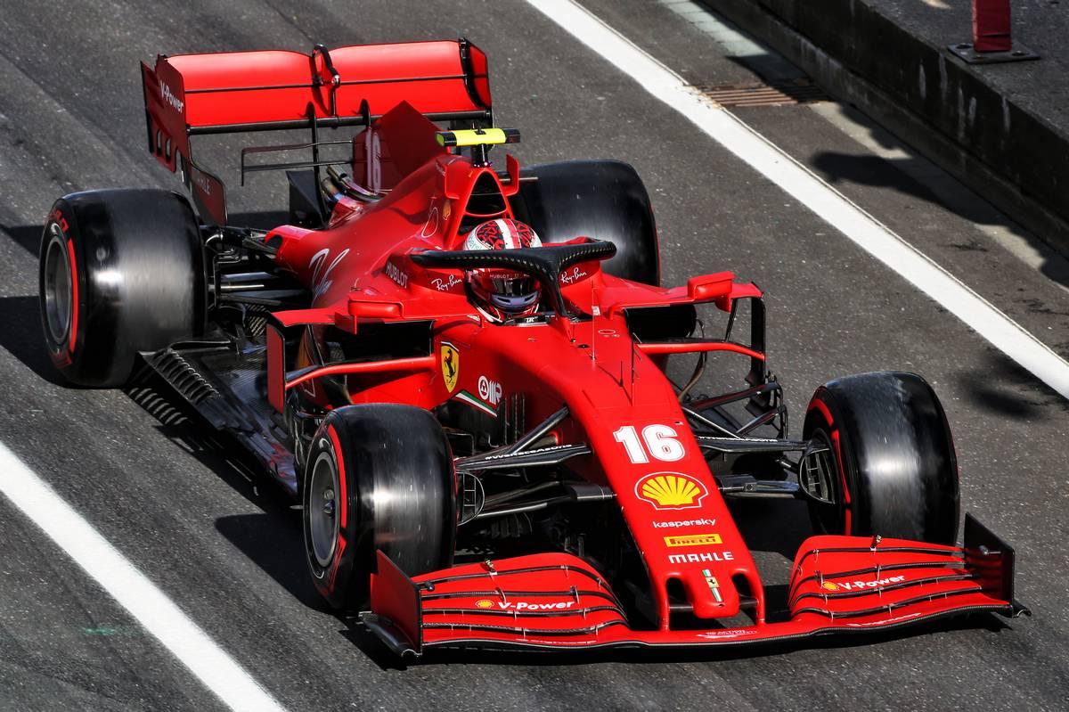 Ferrari to focus token spending on rear end of 2021 car