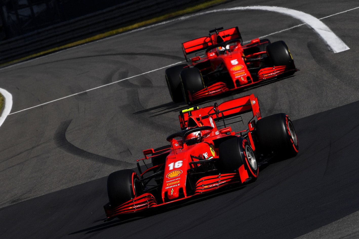 Ferrari to continue SF1000 development push in Portugal