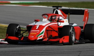 Arthur Leclerc gets first taste of Formula 3