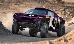 Hamilton: Extreme E an 'alternative' to traditional motorsport