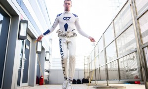 Untroubled Kvyat 'completely not thinking' about future