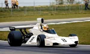 Hailing from Liechtenstein - trailing in F1