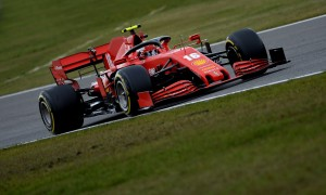 Leclerc: Struggle on soft tyres 'massively' compromised Eifel GP
