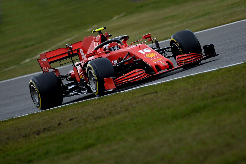 Leclerc: Struggle on soft tyres 'massively' compromised Eifel GP