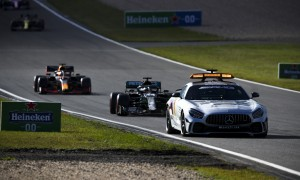 Mercedes chiefs differ on usefulness of DAS in cold Eifel GP