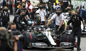 Wolff expecting compressed Imola format to 'spice things up'