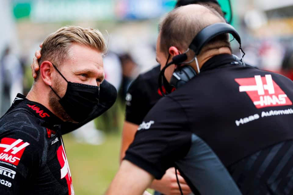 Steiner: Magnussen 'absolutely' deserves to remain in F1