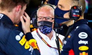 Marko says Red Bull driver's girlfriend tested positive for COVID