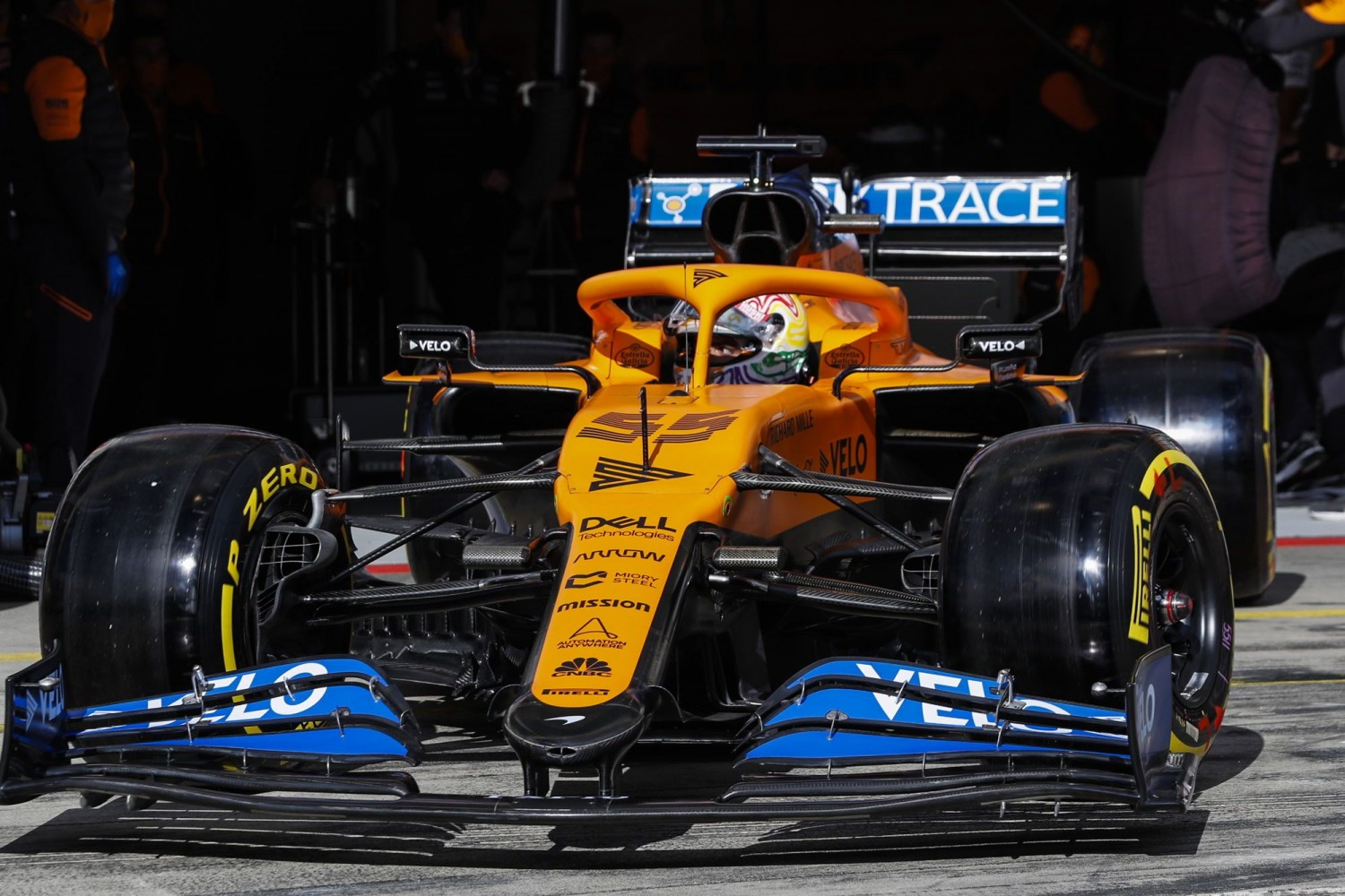 'Realistic' McLaren not expecting wins in first year with Mercedes