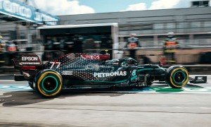 Mercedes admits development of W11 halted 'a long time ago'