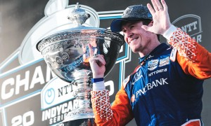 Dixon puts Foyt's IndyCar record in sight with sixth title