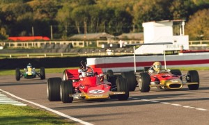 Emmo goes back to the grind with '72' at Goodwood