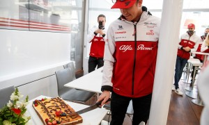 A forty-one-candle salute to F1's golden-ager
