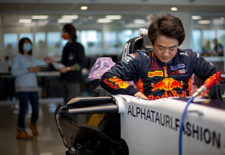 Tsunoda set for F1 test debut at Imola next month