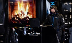 Williams keeps the fire burning at the Ring