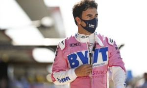 Perez on P5 quali: 'We changed the car upside down'