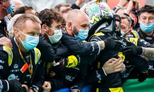 Abiteboul wants Renault personnel to become 'addicted to success'