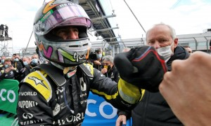 Abiteboul feared the worse for Riccardo after Ocon failure