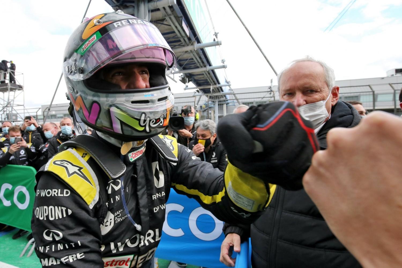 Abiteboul feared the worse for Riccardo after Ocon failure
