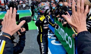 Ricciardo seals Abiteboul's tattoo fate with Eifel GP podium!