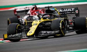 Ricciardo: No 'grip to push' led to damage limitation in Portugal