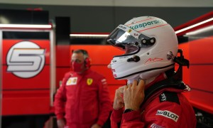 Vettel hoping to close Ferrari chapter 'with dignity'