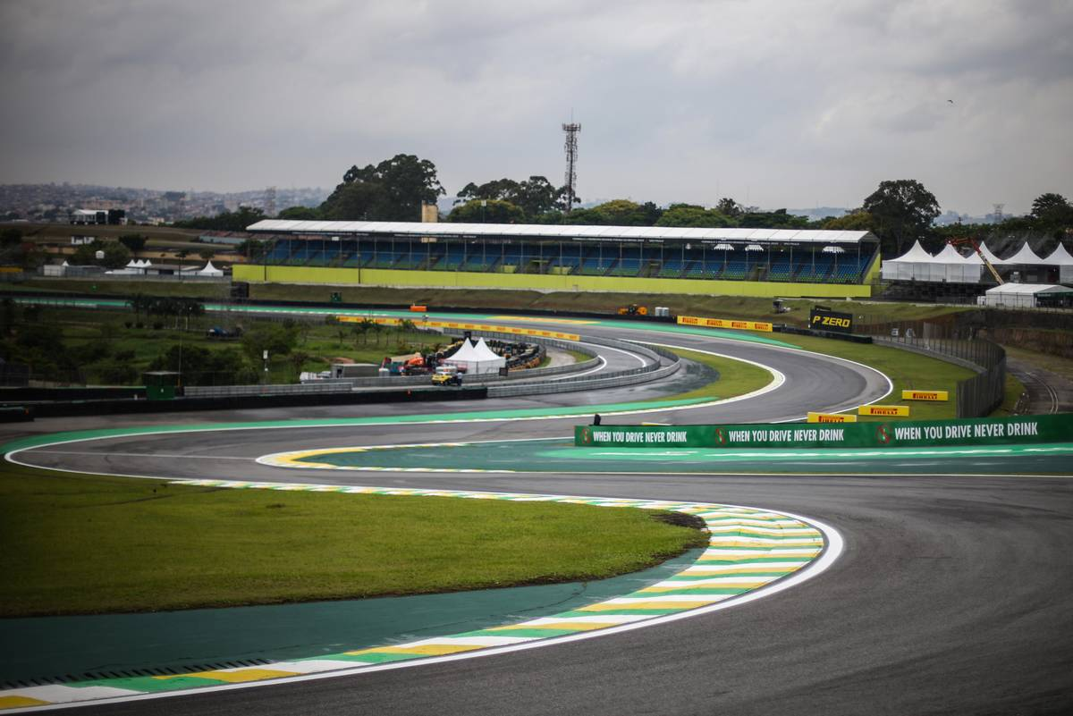 Interlagos Track Atmosphere  14.11.2019.