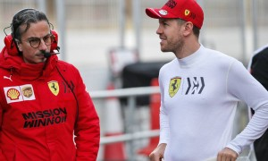 Vettel not in favour of F1 scrapping Friday running