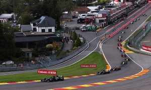 F1 drivers welcome Spa-Francorchamps' gravel trap plans