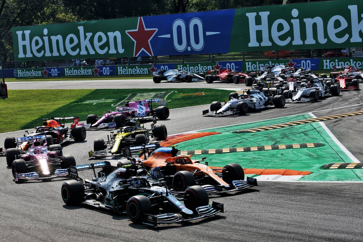 Seidl no fan of introducing 'artificial randomness' into F1