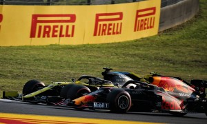 Renault 'takes no satisfaction' from Honda exit