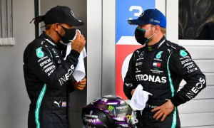 Mercedes drivers trust team's handling of positive COVID case