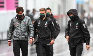 Mercedes suffers second positive COVID case - isolates staff