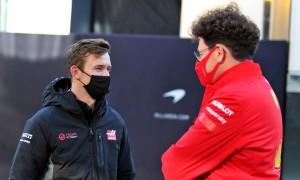 Ilott plans to 'immerse' himself in F1 in 2021