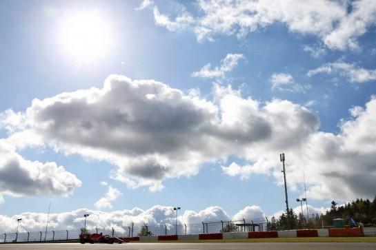 Sebastian Vettel (GER) Ferrari SF1000. 10.10.2020. Formula 1 World Championship, Rd 11, Eifel Grand Prix, Nurbugring, Germany, Qualifying Day. - www.xpbimages.com, EMail: requests@xpbimages.com © Copyright: Batchelor / XPB Images