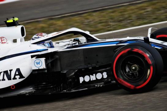Nicholas Latifi (CDN) Williams Racing FW43. 10.10.2020. Formula 1 World Championship, Rd 11, Eifel Grand Prix, Nurbugring, Germany, Qualifying Day. - www.xpbimages.com, EMail: requests@xpbimages.com © Copyright: Batchelor / XPB Images