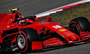 Leclerc 'quite surprised' by P4 qualifying pace