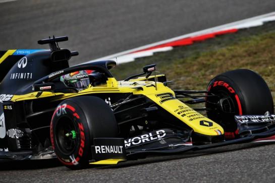 Daniel Ricciardo (AUS) Renault F1 Team RS20. 10.10.2020. Formula 1 World Championship, Rd 11, Eifel Grand Prix, Nurbugring, Germany, Qualifying Day. - www.xpbimages.com, EMail: requests@xpbimages.com © Copyright: Batchelor / XPB Images