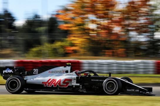 Kevin Magnussen (DEN) Haas VF-20. 10.10.2020. Formula 1 World Championship, Rd 11, Eifel Grand Prix, Nurbugring, Germany, Qualifying Day. - www.xpbimages.com, EMail: requests@xpbimages.com © Copyright: Batchelor / XPB Images
