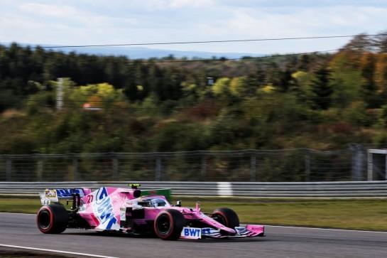 Nico Hulkenberg (GER) Racing Point F1 Team RP20. 10.10.2020. Formula 1 World Championship, Rd 11, Eifel Grand Prix, Nurbugring, Germany, Qualifying Day. - www.xpbimages.com, EMail: requests@xpbimages.com © Copyright: Batchelor / XPB Images