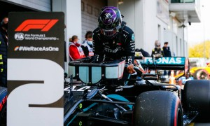 Hamilton regrets not sticking with mediums in qualifying
