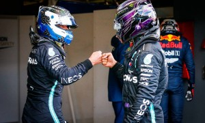 Bottas: Eifel pole 'just what I needed' to keep title hopes alive