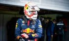 Max Verstappen (NLD) Red Bull Racing in qualifying parc ferme.